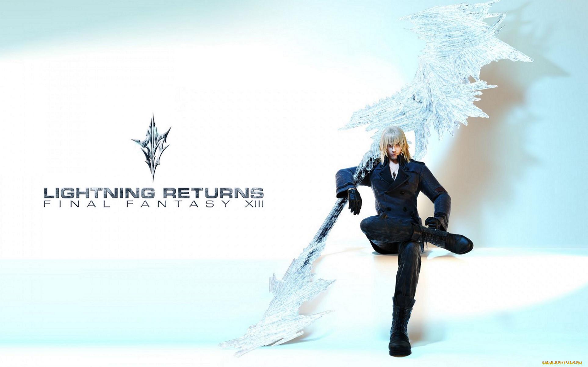 видео игры, final fantasy xiii, final, fantasy, xiii, lightning, returns, snow